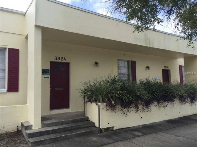 3924 Central Avenue, St Petersburg, FL 33711 (MLS #U8020540) :: The Duncan Duo Team