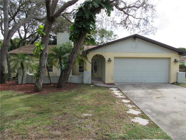 1420 Red Oak Drive, Tarpon Springs, FL 34689 (MLS #U8020693) :: Revolution Real Estate