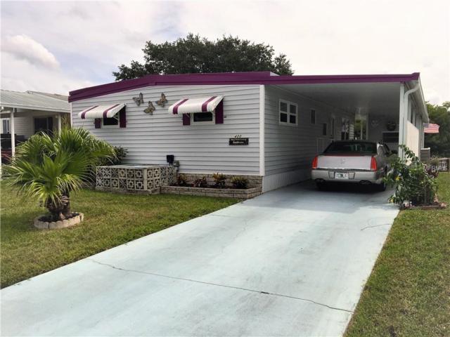400 Mount Oak Avenue NE #750, St Petersburg, FL 33702 (MLS #U8020768) :: The Duncan Duo Team