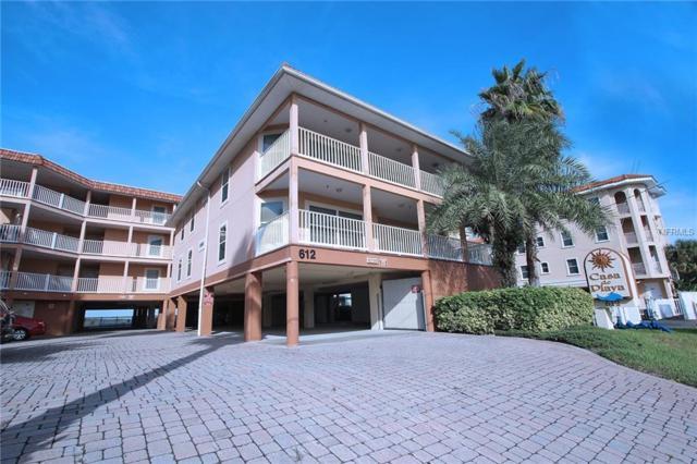 612 Gulf Boulevard #211, Indian Rocks Beach, FL 33785 (MLS #U8020781) :: The Lockhart Team