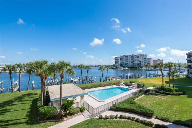 9815 Harrell Avenue #301, Treasure Island, FL 33706 (MLS #U8021191) :: Baird Realty Group