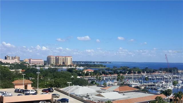 1 Beach Drive SE #804, St Petersburg, FL 33701 (MLS #U8021364) :: Baird Realty Group