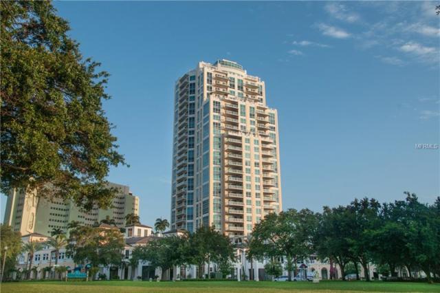 400 Beach Drive NE #801, St Petersburg, FL 33701 (MLS #U8021396) :: Baird Realty Group
