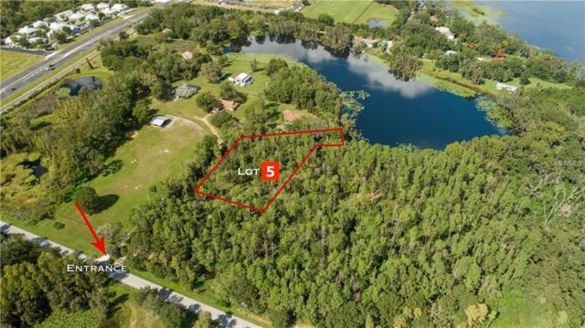 Lot 5 Debuel Road, Lutz, FL 33549 (MLS #U8021397) :: The Duncan Duo Team