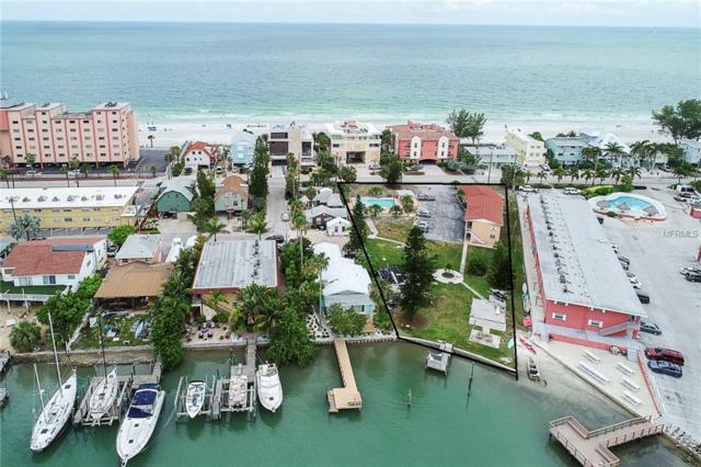 8541 W Gulf Boulevard, Treasure Island, FL 33706 (MLS #U8021495) :: Charles Rutenberg Realty