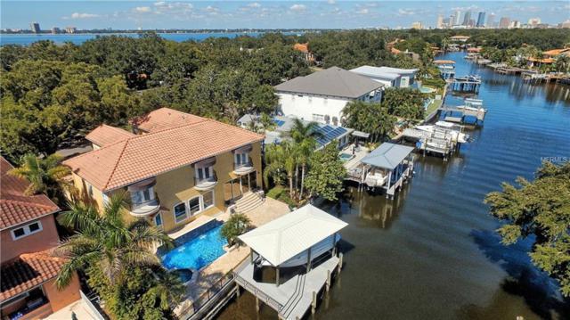 612 Riviera Drive, Tampa, FL 33606 (MLS #U8021523) :: Medway Realty