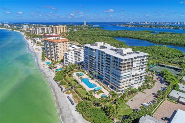 1800 Benjamin Franklin Drive Ph-A-05, Sarasota, FL 34236 (MLS #U8021605) :: Sarasota Home Specialists