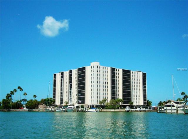 10355 Paradise Boulevard #514, Treasure Island, FL 33706 (MLS #U8021625) :: Delgado Home Team at Keller Williams