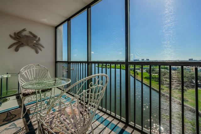 10355 Paradise Boulevard #706, Treasure Island, FL 33706 (MLS #U8021698) :: Baird Realty Group