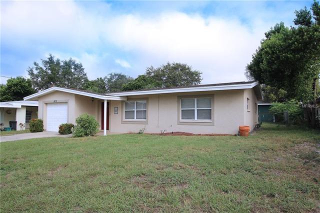 973 Sunrise Drive, Tarpon Springs, FL 34689 (MLS #U8021729) :: Team Virgadamo