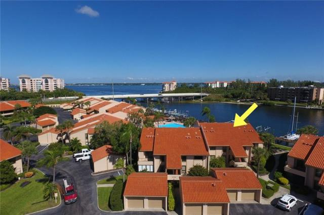 4760 Brittany Drive S #121, St Petersburg, FL 33715 (MLS #U8021849) :: Florida Real Estate Sellers at Keller Williams Realty