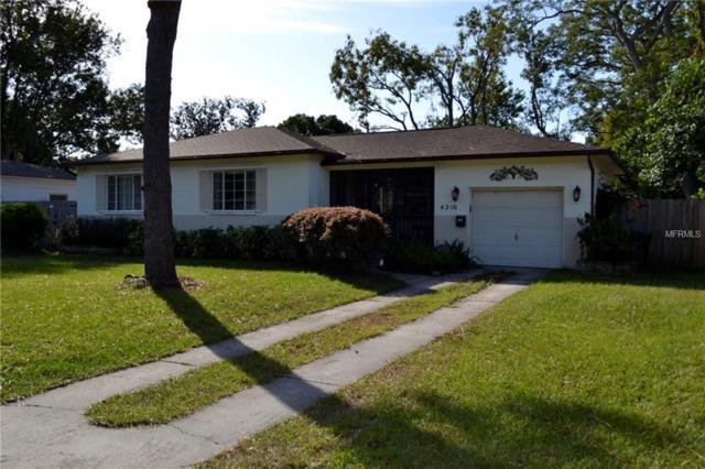 4210 31ST Avenue N, St Petersburg, FL 33713 (MLS #U8021865) :: Florida Real Estate Sellers at Keller Williams Realty