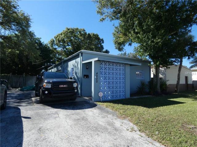 4020 8TH Avenue S, St Petersburg, FL 33711 (MLS #U8021963) :: Griffin Group