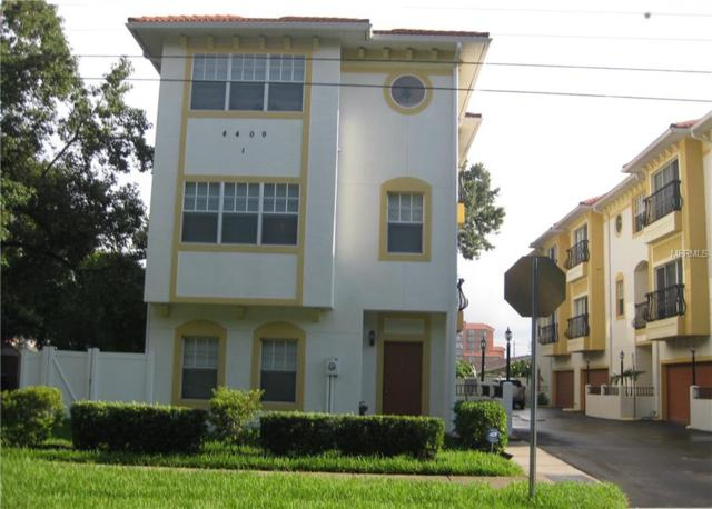 4409 W Gray Street #4, Tampa, FL 33609 (MLS #U8022054) :: Cartwright Realty