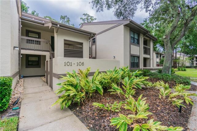 105 Woodlake Wynde #105, Oldsmar, FL 34677 (MLS #U8022617) :: Jeff Borham & Associates at Keller Williams Realty