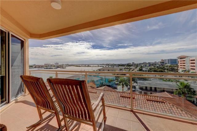 501 Mandalay Avenue #607, Clearwater Beach, FL 33767 (MLS #U8022636) :: KELLER WILLIAMS CLASSIC VI