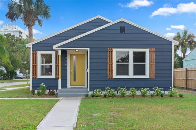 3300 6TH Avenue N, St Petersburg, FL 33713 (MLS #U8022752) :: The Lockhart Team