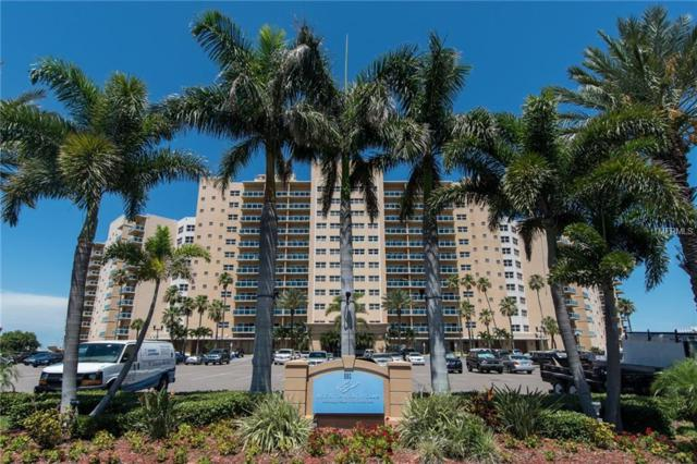 880 Mandalay Avenue N1011, Clearwater Beach, FL 33767 (MLS #U8022879) :: Lovitch Realty Group, LLC