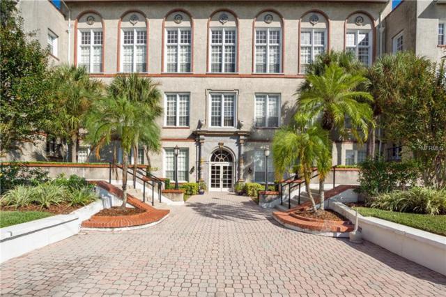 701 Mirror Lake Drive N #218, St Petersburg, FL 33701 (MLS #U8023004) :: Gate Arty & the Group - Keller Williams Realty