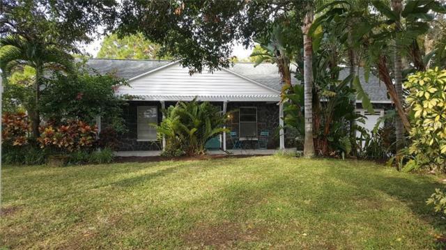 205 Lagoon Drive, Palm Harbor, FL 34683 (MLS #U8023273) :: Premium Properties Real Estate Services