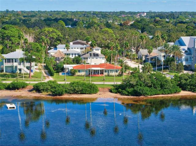 207 S Gulf Drive, Crystal Beach, FL 34681 (MLS #U8023331) :: Beach Island Group