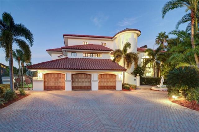 101 9TH Street E, Tierra Verde, FL 33715 (MLS #U8023414) :: Griffin Group