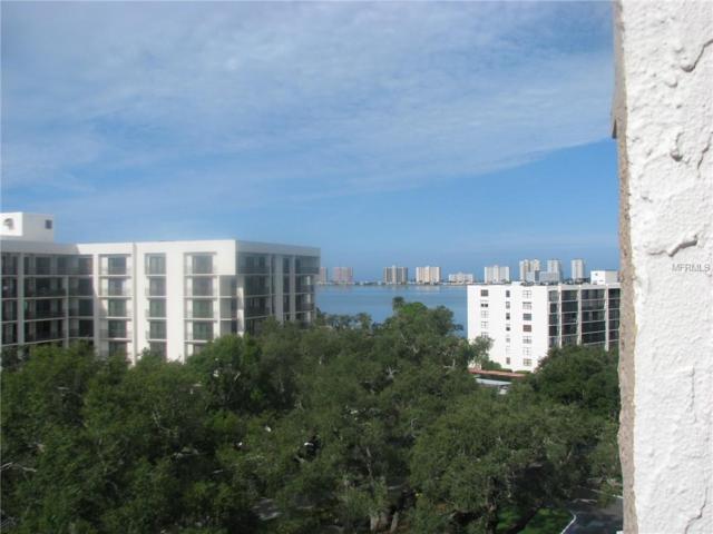 220 Belleview Boulevard #801, Belleair, FL 33756 (MLS #U8023747) :: Burwell Real Estate