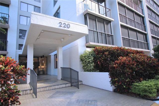 220 Belleview Boulevard #208, Belleair, FL 33756 (MLS #U8023858) :: Burwell Real Estate