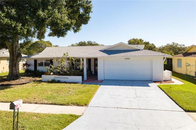 1490 Dundee Drive, Palm Harbor, FL 34684 (MLS #U8023914) :: Lock and Key Team