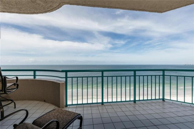 1560 Gulf Boulevard #1402, Clearwater Beach, FL 33767 (MLS #U8023928) :: Lovitch Realty Group, LLC