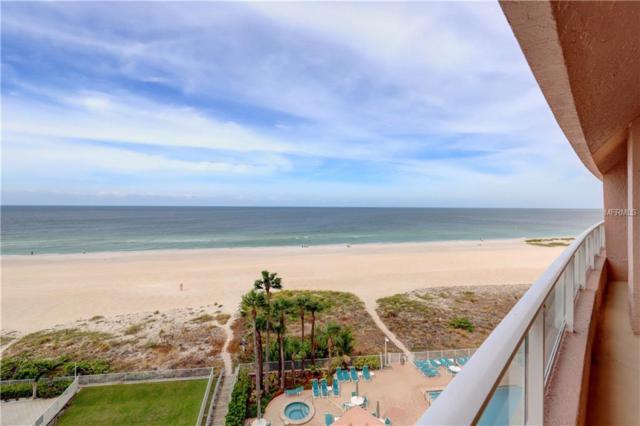 1340 Gulf Boulevard 7A, Clearwater Beach, FL 33767 (MLS #U8023933) :: Lovitch Realty Group, LLC