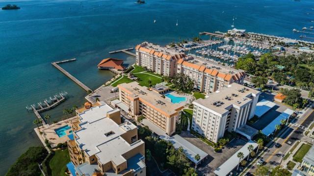 620 Edgewater Drive #403, Dunedin, FL 34698 (MLS #U8024037) :: Mark and Joni Coulter | Better Homes and Gardens