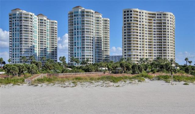 1200 Gulf Boulevard #102, Clearwater Beach, FL 33767 (MLS #U8024102) :: Burwell Real Estate