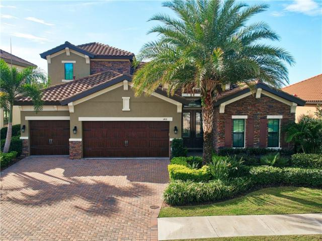 1416 Via Verdi Drive, Palm Harbor, FL 34683 (MLS #U8024234) :: Lock and Key Team