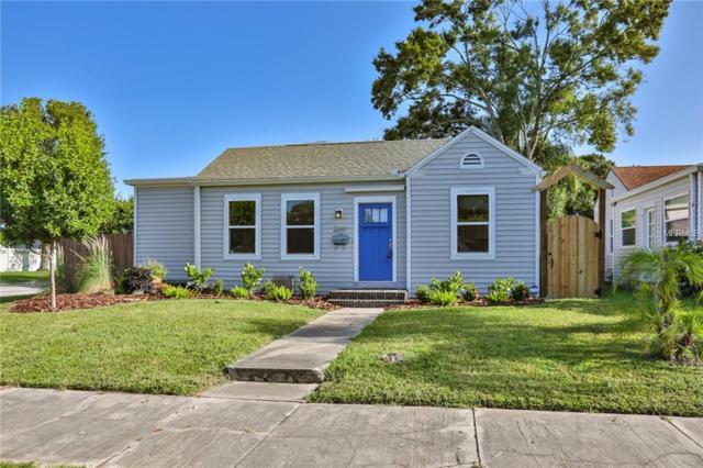 2661 4TH Avenue N, St Petersburg, FL 33713 (MLS #U8024294) :: Griffin Group