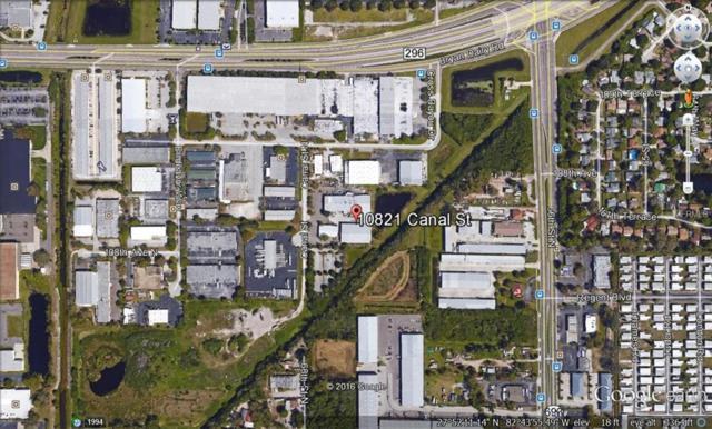 10821 Canal Street, Seminole, FL 33777 (MLS #U8024317) :: Lock and Key Team