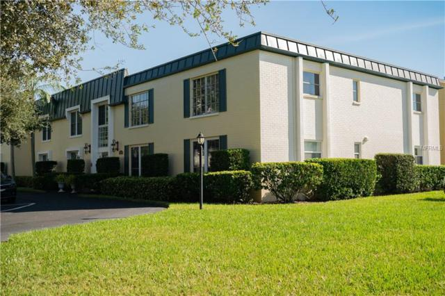 501 Bayview Drive NE #2, St Petersburg, FL 33704 (MLS #U8024325) :: Dalton Wade Real Estate Group
