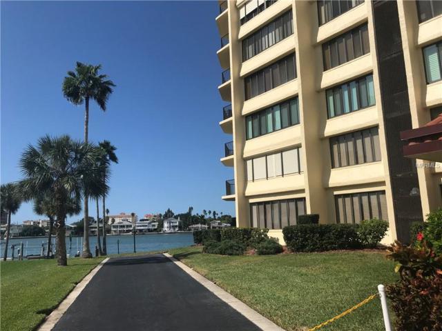 700 Island Way #401, Clearwater Beach, FL 33767 (MLS #U8024382) :: Burwell Real Estate