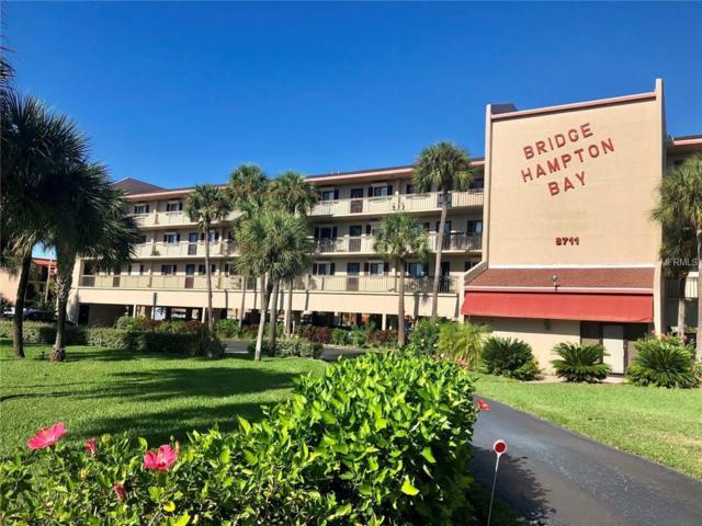 8711 Blind Pass Road 106A, St Pete Beach, FL 33706 (MLS #U8024444) :: Baird Realty Group