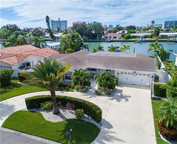 136 Windward Island, Clearwater Beach, FL 33767 (MLS #U8024621) :: Burwell Real Estate