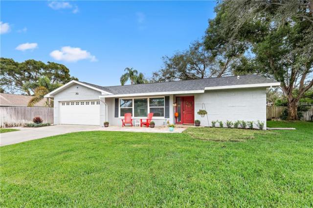 70 Plover Place, Palm Harbor, FL 34683 (MLS #U8024632) :: Delgado Home Team at Keller Williams