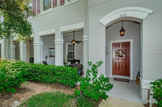 9420 Georgian Park Lane #106, Tampa, FL 33626 (MLS #U8024754) :: Zarghami Group