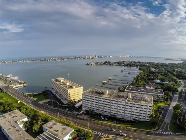 100 Bluff View Drive 304A, Belleair Bluffs, FL 33770 (MLS #U8024837) :: Mark and Joni Coulter | Better Homes and Gardens