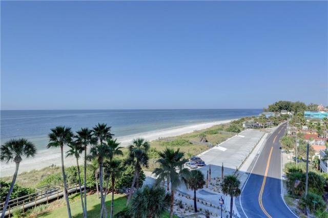 7650 Bayshore Drive #505, Treasure Island, FL 33706 (MLS #U8024838) :: The Lockhart Team
