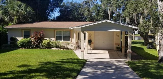 5833 Rio Drive, New Port Richey, FL 34652 (MLS #U8024909) :: Zarghami Group