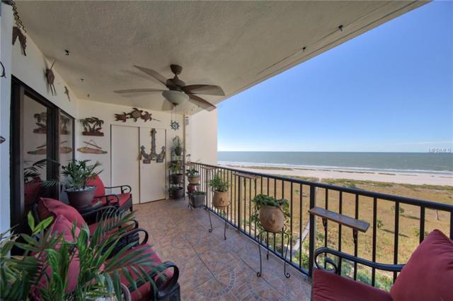 1230 Gulf Boulevard #1206, Clearwater Beach, FL 33767 (MLS #U8024992) :: Andrew Cherry & Company