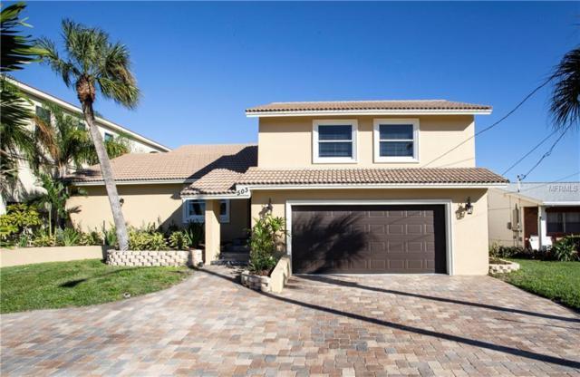 503 Johns Pass Avenue, Madeira Beach, FL 33708 (MLS #U8025075) :: Jeff Borham & Associates at Keller Williams Realty
