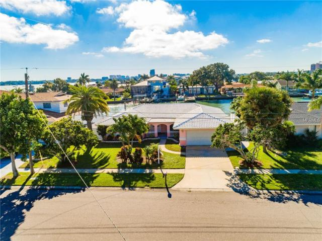 441 Palm Is, Clearwater Beach, FL 33767 (MLS #U8025117) :: Jeff Borham & Associates at Keller Williams Realty