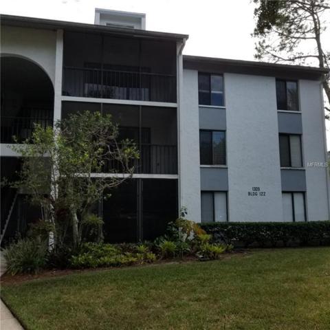 1309 Pine Ridge Circle E F2, Tarpon Springs, FL 34688 (MLS #U8025230) :: Jeff Borham & Associates at Keller Williams Realty