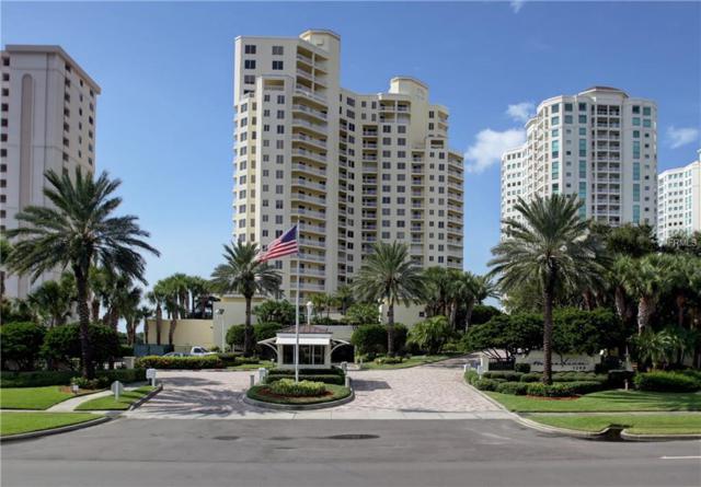 1200 Gulf Boulevard #704, Clearwater Beach, FL 33767 (MLS #U8025329) :: Gate Arty & the Group - Keller Williams Realty